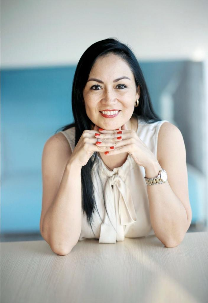 Clery Neyra Vera Directora Innovación y Transformación Digital Universidad Peruana de Ciencias Aplicadas (UPC)